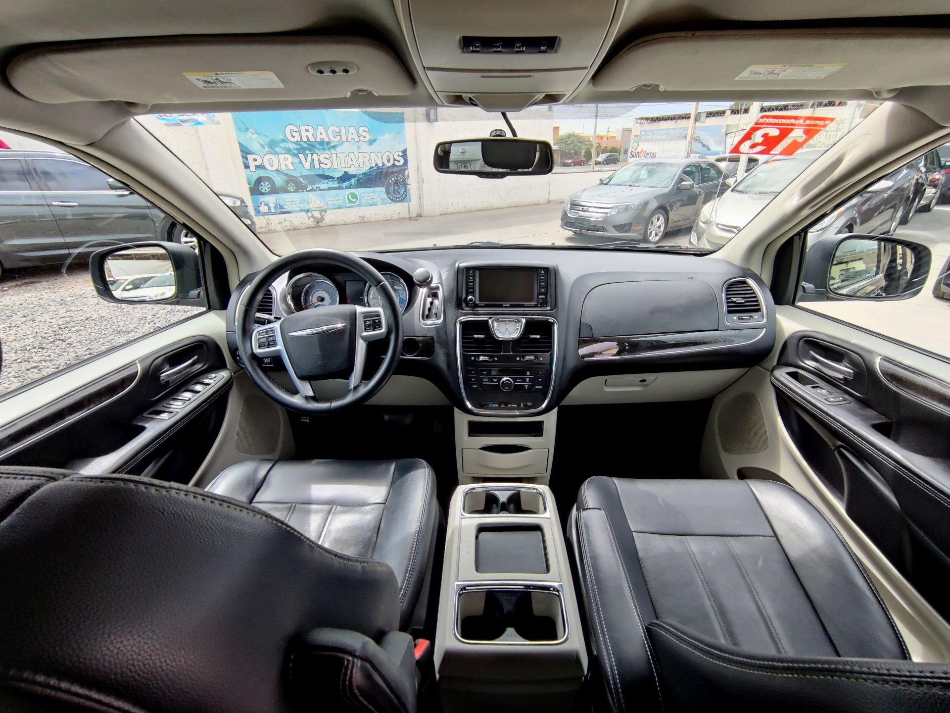 2013 CHRYSLER TOWN&COUNTRY LIMITED