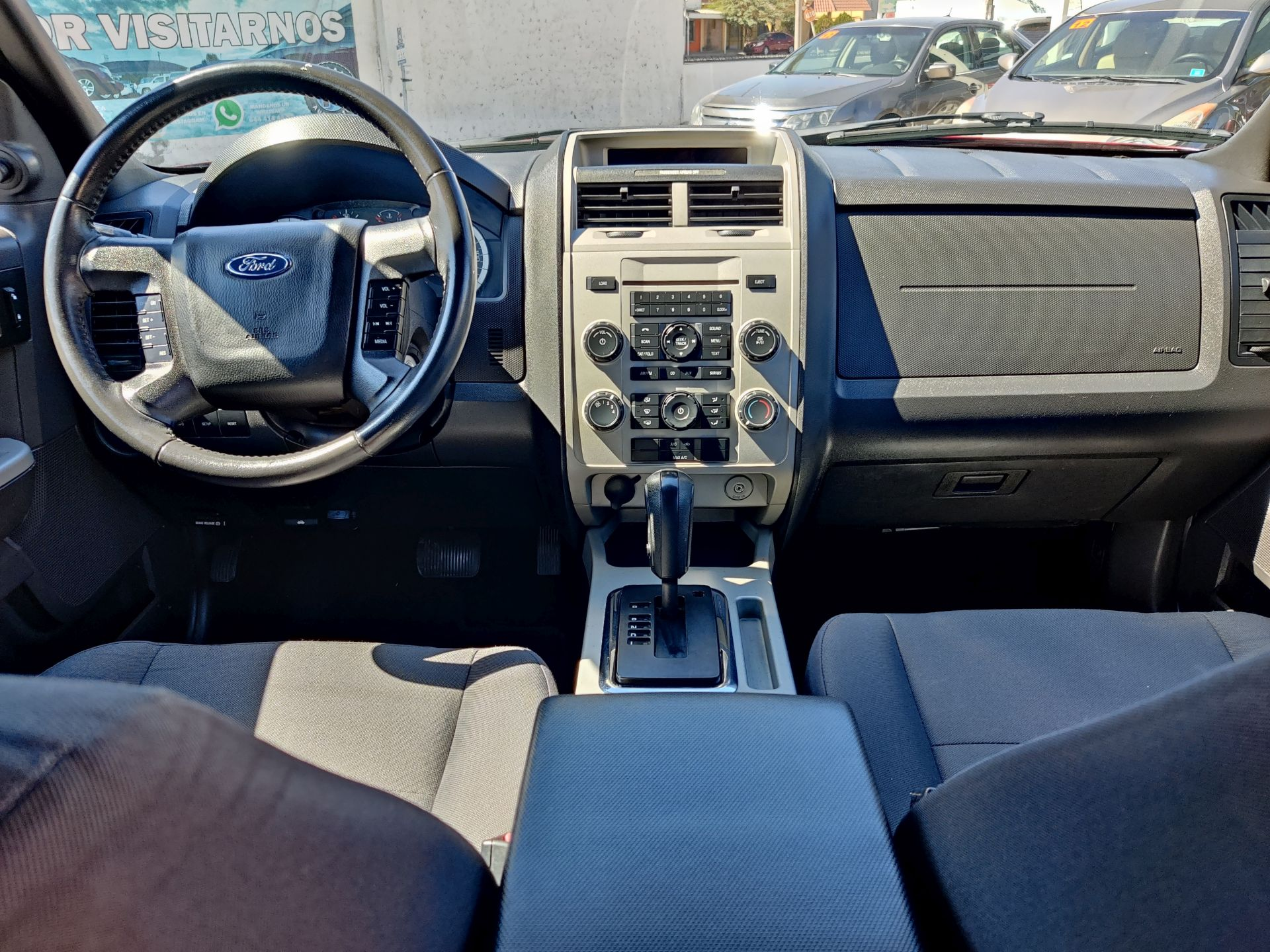 2011 FORD ESCAPE XLT 6CIL.